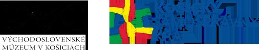 Vychodoslovenske muzeum Logo